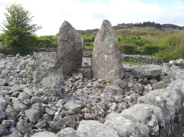 01. Aghnaskeagh Cairns, Co. Louth