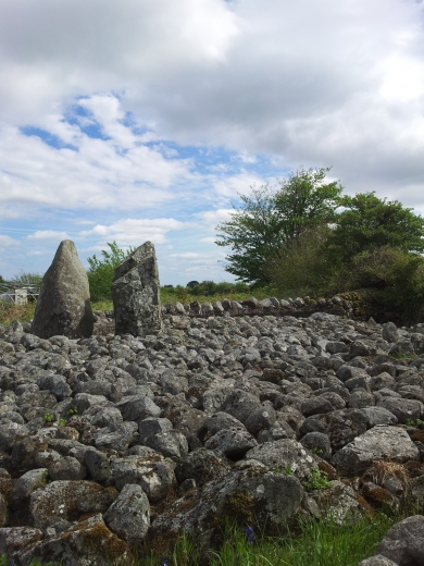 05. Aghnaskeagh Cairns, Co. Louth