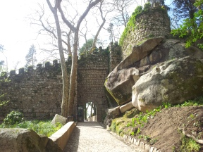 07. Castle of the Moors, Sintra, Portuga