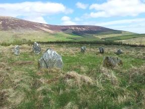 10. Boleycarrigeen Stone Circle, Co. Wicklow
