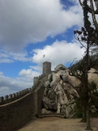 10. Castle of the Moors, Sintra, Portuga