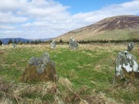 11. Boleycarrigeen Stone Circle, Co. Wicklow