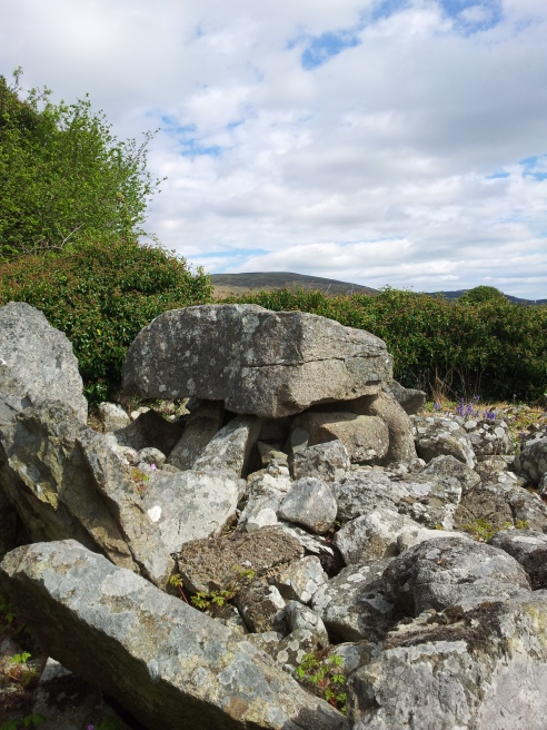12. Aghnaskeagh Cairns, Co. Louth