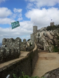 12. Castle of the Moors, Sintra, Portuga