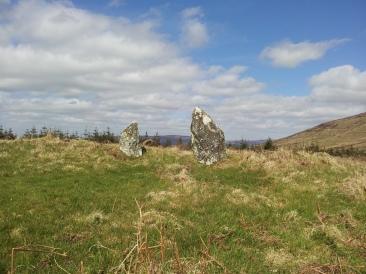 13. Boleycarrigeen Stone Circle, Co. Wicklow