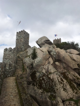 15. Castle of the Moors, Sintra, Portuga