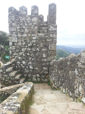 17. Castle of the Moors, Sintra, Portuga