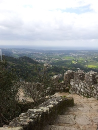 21. Castle of the Moors, Sintra, Portuga
