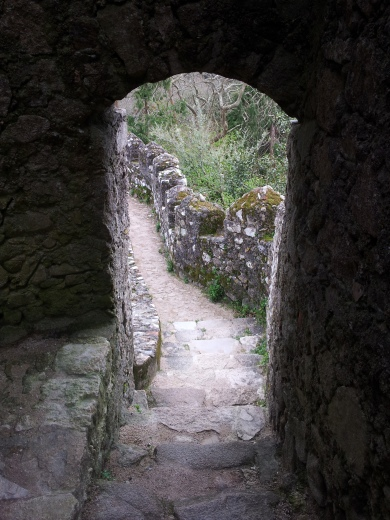 22. Castle of the Moors, Sintra, Portuga