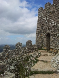 26. Castle of the Moors, Sintra, Portuga