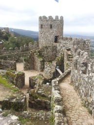 30. Castle of the Moors, Sintra, Portuga