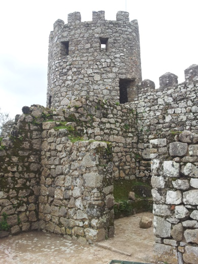 32. Castle of the Moors, Sintra, Portuga
