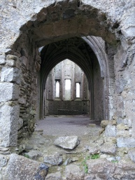 36. Hore Abbey, Co. Tipperary