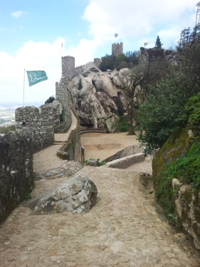 38. Castle of the Moors, Sintra, Portuga