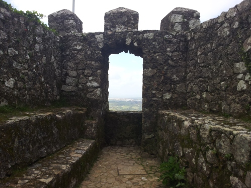39. Castle of the Moors, Sintra, Portuga