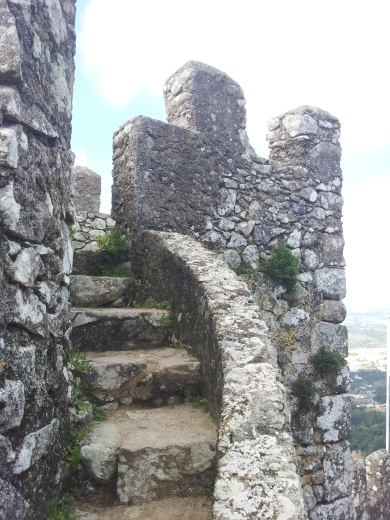 40. Castle of the Moors, Sintra, Portuga