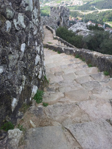 41. Castle of the Moors, Sintra, Portuga