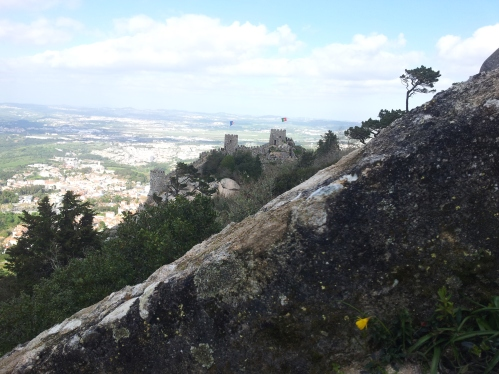 42. Castle of the Moors, Sintra, Portuga