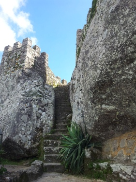 43. Castle of the Moors, Sintra, Portuga