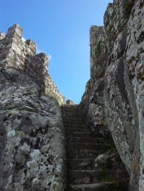 44. Castle of the Moors, Sintra, Portuga