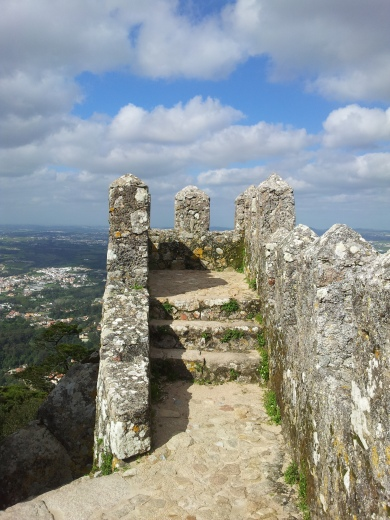 47. Castle of the Moors, Sintra, Portuga