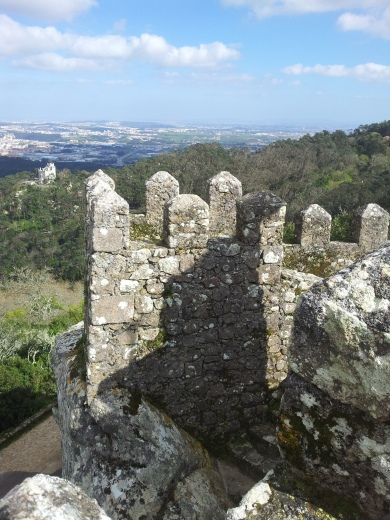 48. Castle of the Moors, Sintra, Portuga