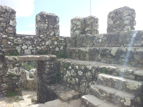 49. Castle of the Moors, Sintra, Portuga