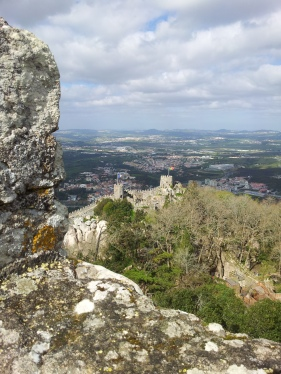 50. Castle of the Moors, Sintra, Portuga