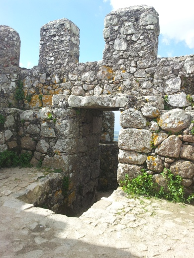 51. Castle of the Moors, Sintra, Portuga