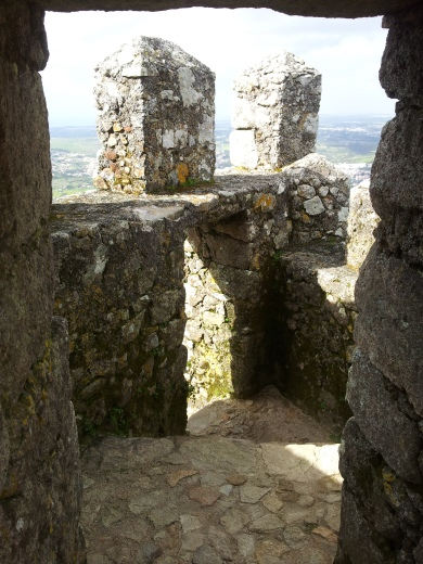 52. Castle of the Moors, Sintra, Portuga