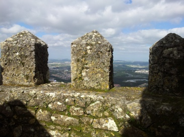 54. Castle of the Moors, Sintra, Portuga