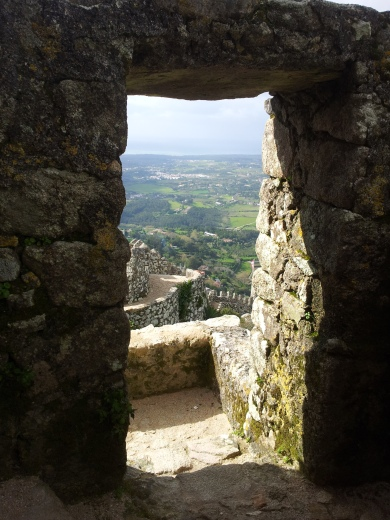 56. Castle of the Moors, Sintra, Portuga