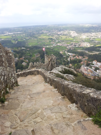 62. Castle of the Moors, Sintra, Portuga