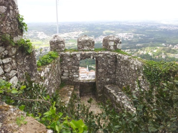 64. Castle of the Moors, Sintra, Portuga