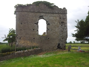19. Ballyboggan Priory, Co. Meath
