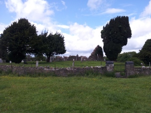 01. Old Downings Church, Co. Kildare