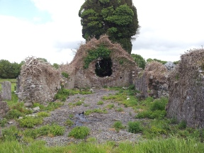 07. Old Downings Church, Co. Kildare