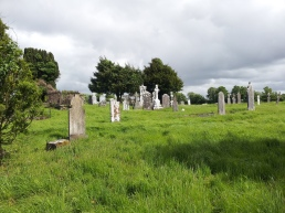 12. Old Downings Church, Co. Kildare