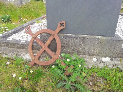 13. Old Tallanstown Graveyard, Co. Louth