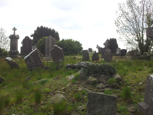 25. Old Tallanstown Graveyard, Co. Louth