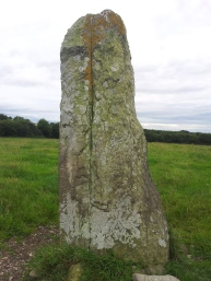 03. Clochafarmore Standing Stone, Co. Louth