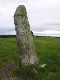 04. Clochafarmore Standing Stone, Co. Louth