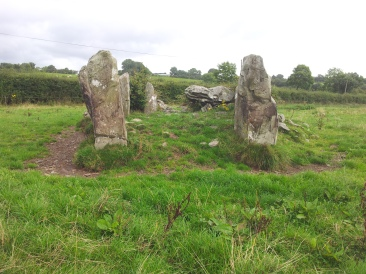05. Lisnadarragh Wedge Tomb, Co. Monaghan
