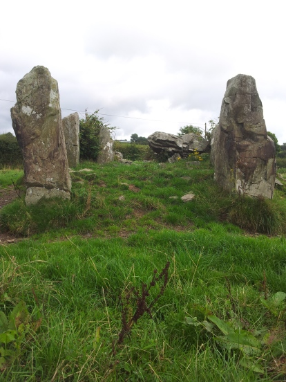 06. Lisnadarragh Wedge Tomb, Co. Monaghan
