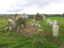 11. Lisnadarragh Wedge Tomb, Co. Monaghan