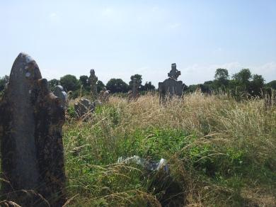 11. Old Longwood Cemetery, Co. Meath