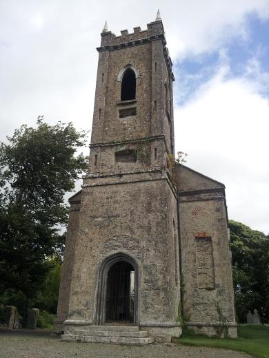 02. Burnchurch Church, Co. Kilkenny