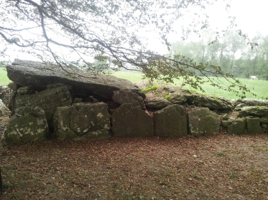 11. Labbacallee Wedge Tomb, Co. Cork