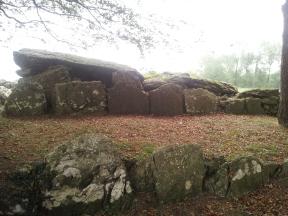 12. Labbacallee Wedge Tomb, Co. Cork