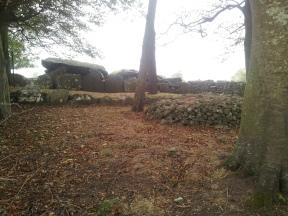 13. Labbacallee Wedge Tomb, Co. Cork